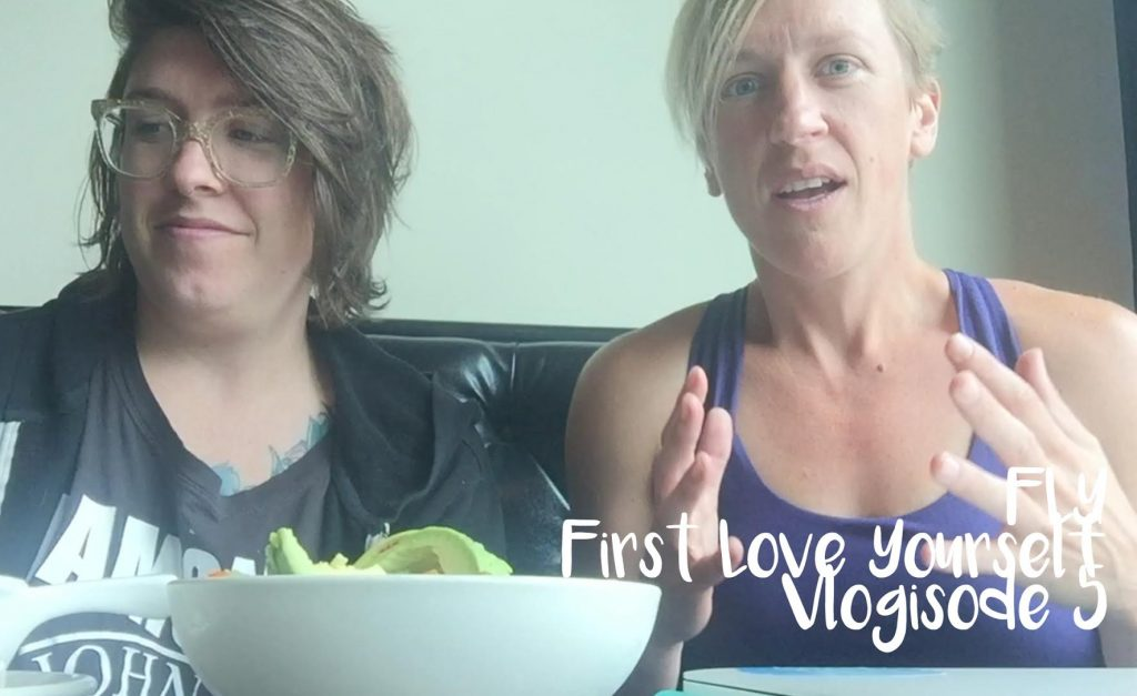 F.L.Y. Vlog: Eat Healthy